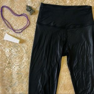 Beyond Yoga High Waisted Compression Luxe Legging